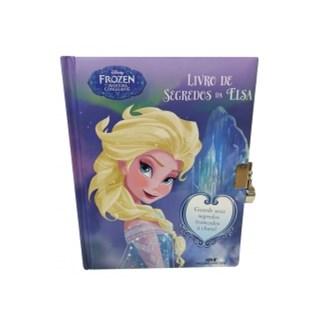 Livro - Livro de Segredos da Elsa - Disney