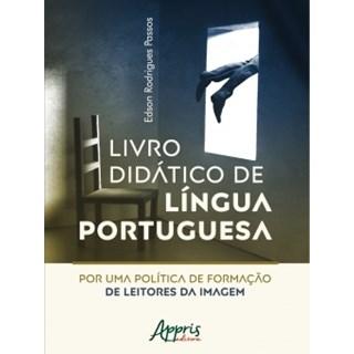 Livro -  Livro Didático de Língua Portuguesa - Passos - Appris