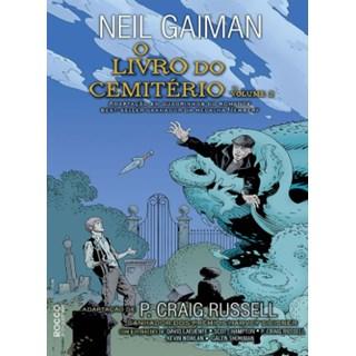 Livro - Livro Do Cemitério - Vol 2 - Gaiman