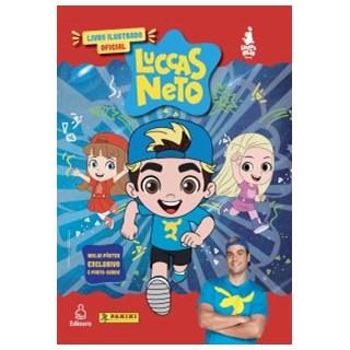 Livro - Livro Ilustrado Oficial Luccas Neto - Neto - Ediouro