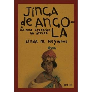 Livro - Livro - Jinga de Angola: A Rainha Guerreira da África - Heywood