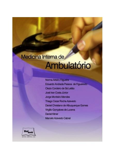 Livro - Livro Medicina Interna de Ambulatório - Filgueira