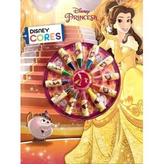Livro - Livro para Colorir - A Bela e a Fera - Cores - Disney