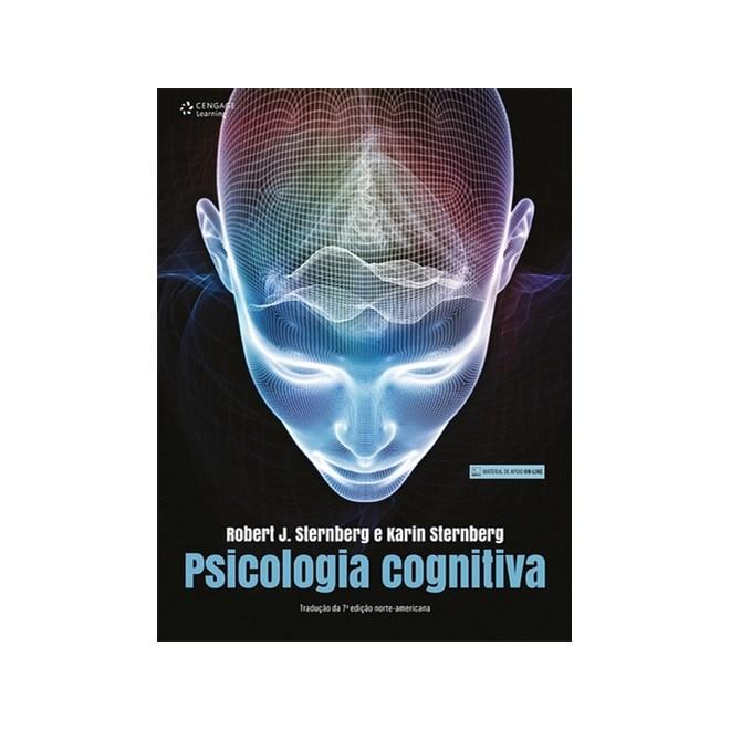 Livro - Livro - Psicologia Cognitiva - Sternberg