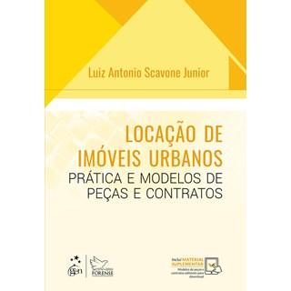 Livro Locação de Imóveis Urbanos - Junior - Forense