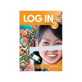 Livro Log In To English 2 - Richmond