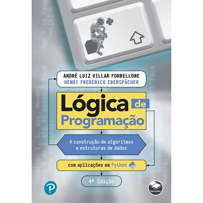 Livro - Lógica de Programação a Construção de Algoritmos e Estruturas de Dados - Forbellone