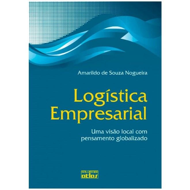 Livro - Logística Empresarial - Nogueira