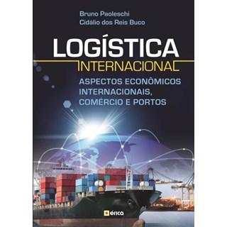 Livro - Logística Internacional -  Paolechi