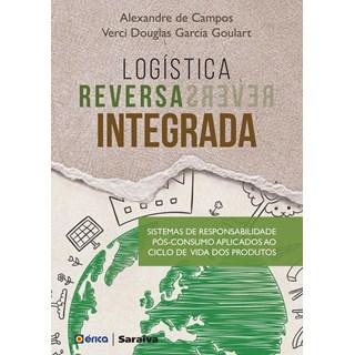 Livro - Logística Reversa Integrada - Campos