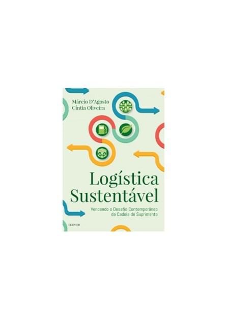 Livro - Logística Sustentável - Oliveira