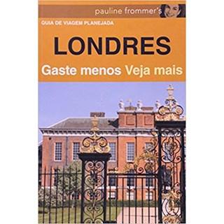 Livro - Londres, Gaste Menos Veja Mais - Cochran