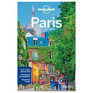 Livro - Lonely Planet Paris - Le Nevez 4º edição