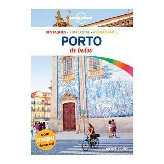 Livro - Lonely Planet Porto de bolso - Christiani 1º edição