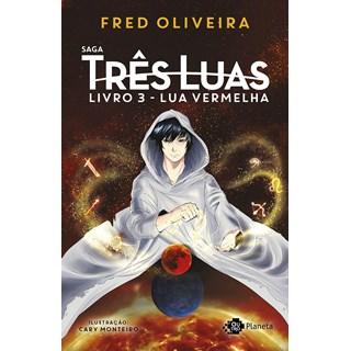 Livro Lua Vermelha - Oliveira - Planeta