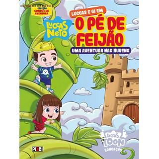 Livro Luccas e Gi em O Pé de Feijão - Neto - Pixel - Pré-Venda