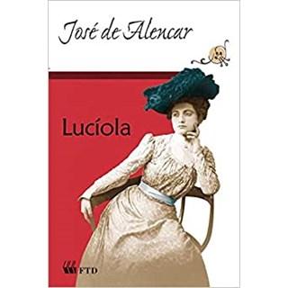 Livro Lucíola - José de Alencar - FTD