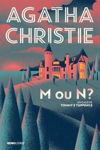 Livro M ou N Christie 1º edicao