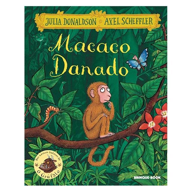 Livro - Macaco Danado - Donaldson