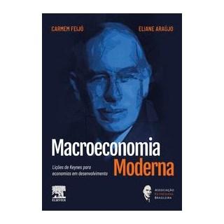 Livro - Macroeconomia moderna - Feijó 1º edição