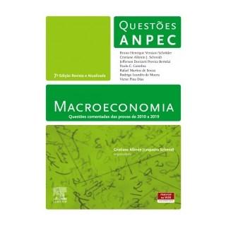 Livro - Macroeconomia - Questoes Anpec - Schmidt