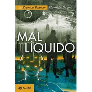 Livro - Mal Liquido - Donkis