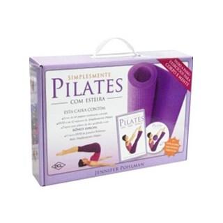 Livro - Maleta: Simplesmente Pilates - Com Esteira - Bromley 1ª edição