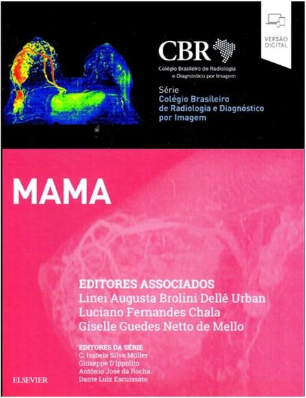 Livro - Mama  CBR - Urban 1ª edição