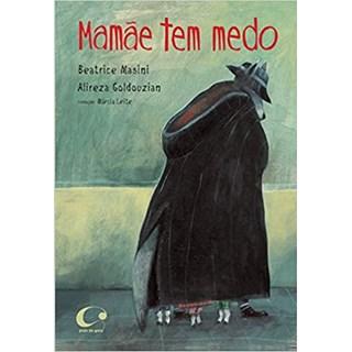 Livro - Mamãe Tem Medo - Masini - Pulo do Gato