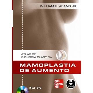 Livro - Mamoplastia de Aumento (Série Atlas de Cirurgia Plástica)- Adams Jr. @@