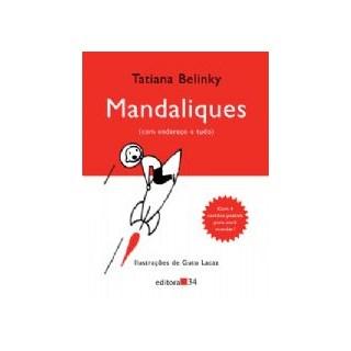 Livro - Mandaliques - Tatiana Belinky - 34