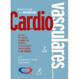 Livro - Manejo Avançado das Emergências Cardiovasculares - Gonzalez*** BFI
