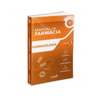 Livro - Manuais de Farmácia:  Vol 1 - Sanar
