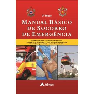 Livro - Manual Básico de Socorro de Emergência - Canetti