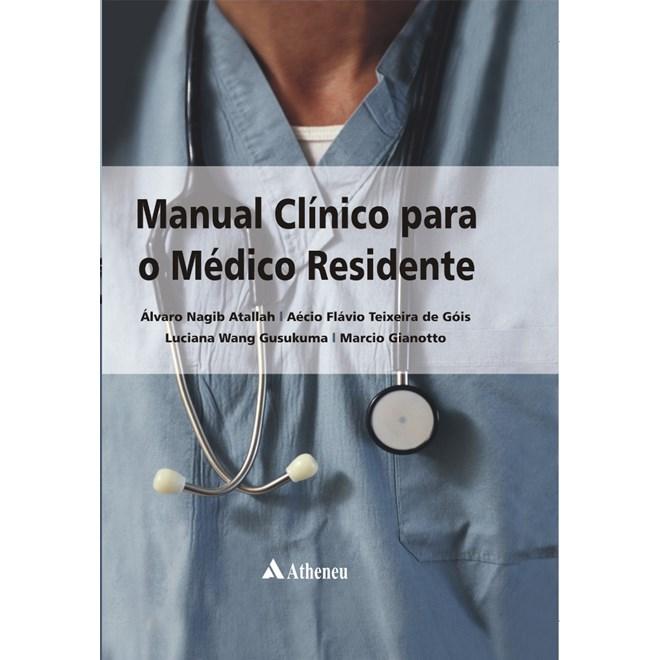Livro - Manual Clínico para o Médico Residente - Atallah