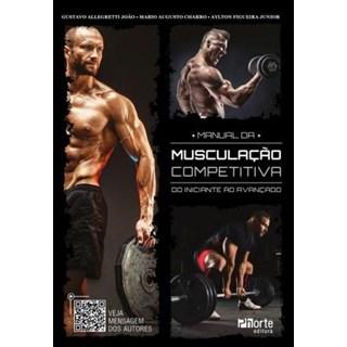 Livro - Manual da Musculação Competitiva - Figueira Junior
