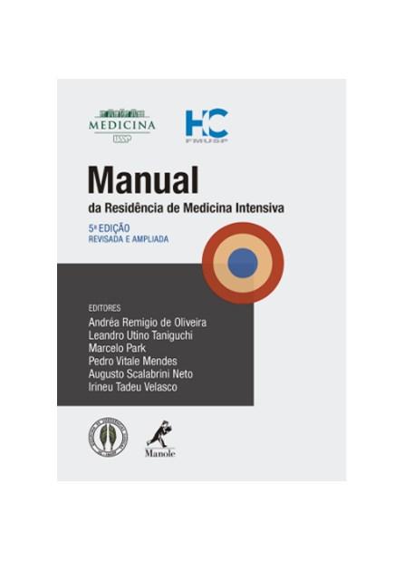 Livro - Manual da Residência de Medicina Intensiva - Scalabrini Neto