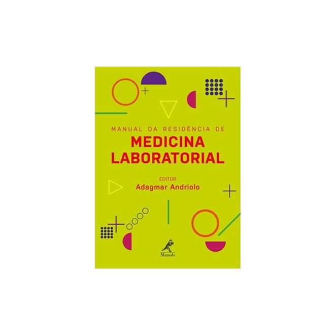 Livro -Manual da Residência de Medicina Laboratorial -Andriolo