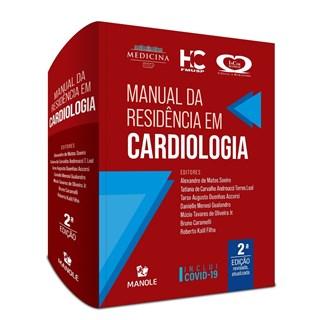 Livro Manual da Residência em Cardiologia - Soeiro - Manole - Pré-Venda
