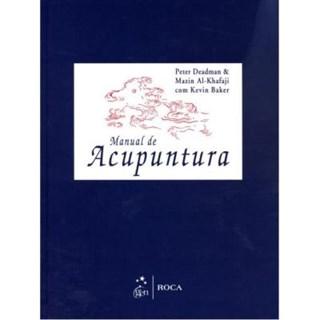 Livro - Manual de Acupuntura - Deadman