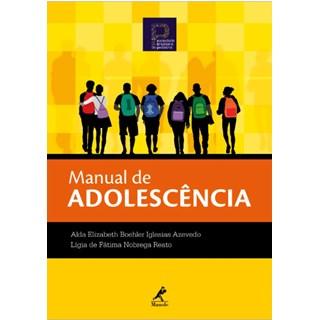 Livro - Manual de Adolescência - Azevedo