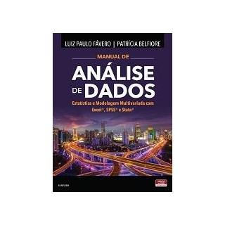 Livro - Manual de Análise de Dados - Fávero