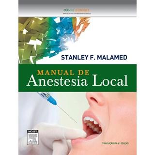 Livro - Manual de Anestesia Local - Malamed