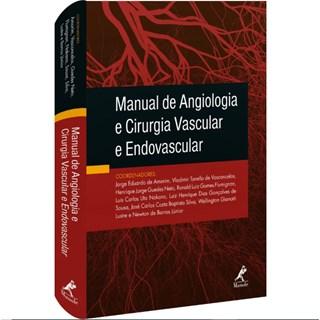 Livro - Manual de Angiologia e Cirurgia Vascular e Endovascular - Amorim