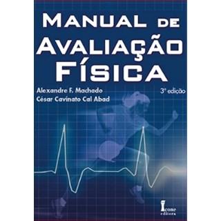 Livro - Manual de Avaliação Física - Machado
