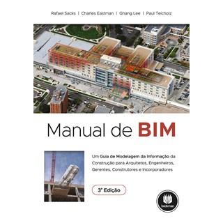 Livro Manual de BIM - Sacks - Bookman