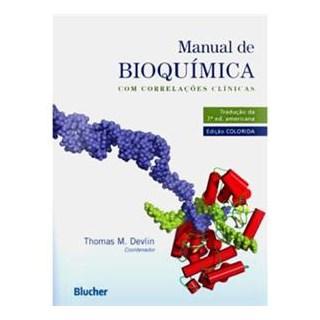 Livro - Manual de Bioquímica com Correlações Clínicas - Devlin