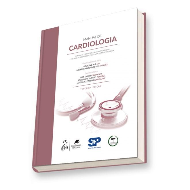 Livro - Manual de Cardiologia - Manual do Residente da Amerepam