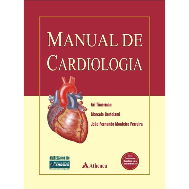 Livro - Manual de Cardiologia - Timerman