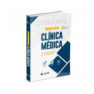 Livro - Manual de Clínica Médica - Silva